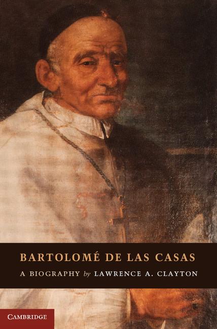 B de las Casas, cover Cambridge